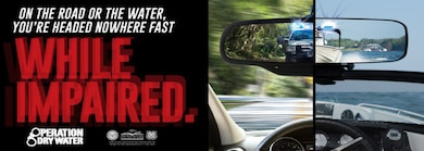 U.S. Army Corps of Engineers, Kansas City District lakes and reservoirs will partner with law enforcement officers on heightened alert for those violating boating under the influence laws during the annual Operation Dry Water weekend, June 30-July 2.