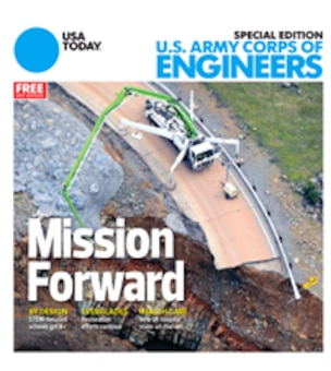 USA Today USACE Edition online