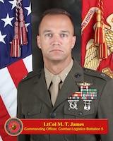 Commanding Officer, Combat Logistics Battalion 5