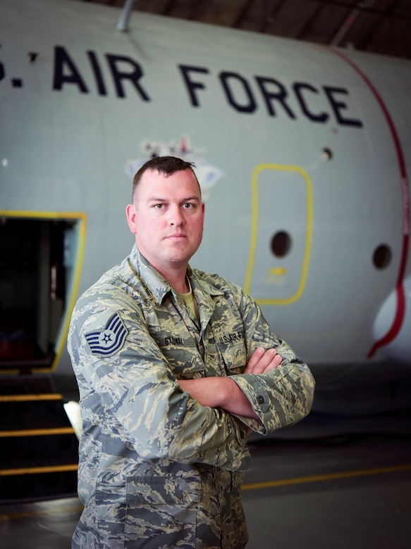 Tech. Sgt. Abraham Gadway, quality assurance evaluator with the 109th Airlift Wing Maintenance Group, has taken his civilian career to the next level by opening his own guiding service in the Adirondack Mountains, N.Y. (U.S. Air National Guard photo by Staff Sgt. Benjamin German/Released)