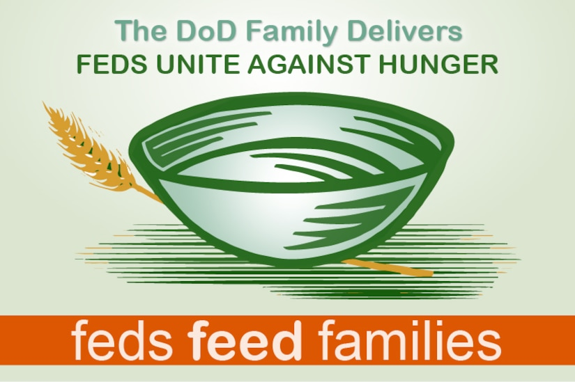 The U.S. Department of Agriculture has launched the ninth annual Feds Feed Families campaign, which extends throughout the government. The Defense Department will play a vital role in the fight against hunger.