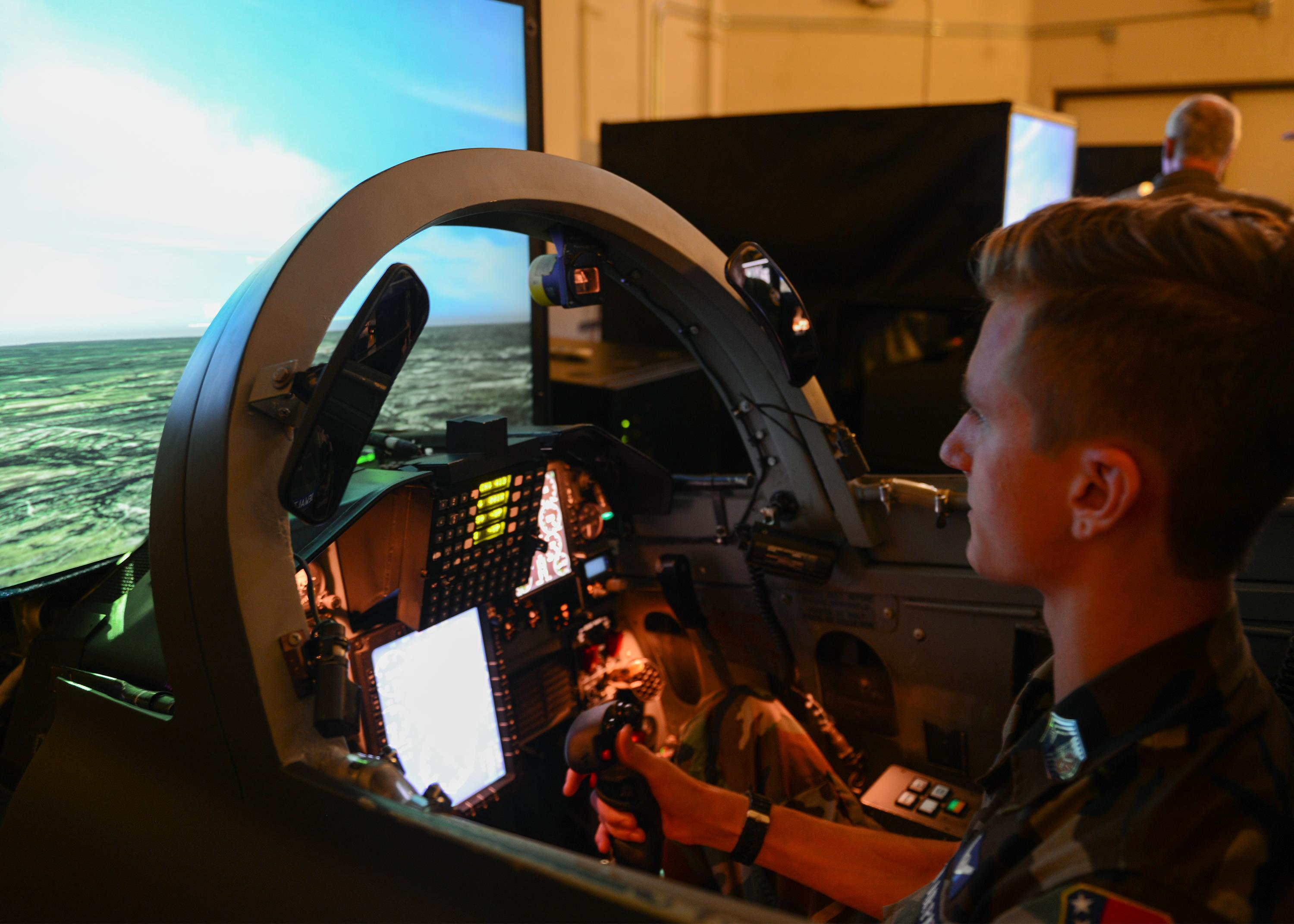CAP cadets train as pilots > Air Education and Training