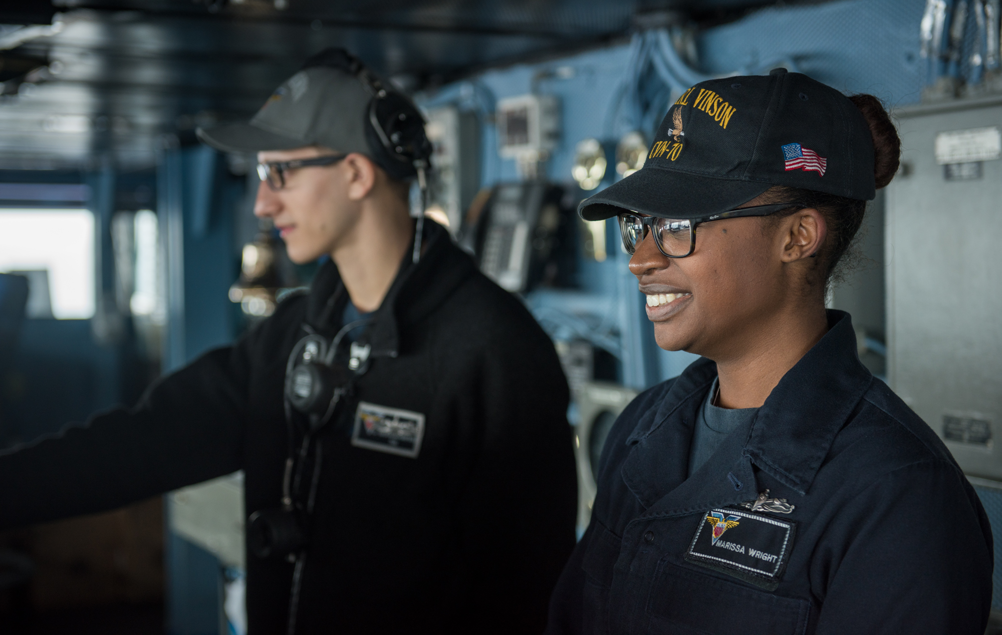 Navy Updates Wear of Earrings and Ball Caps for Women   Joint Base ... f4604d2abe4