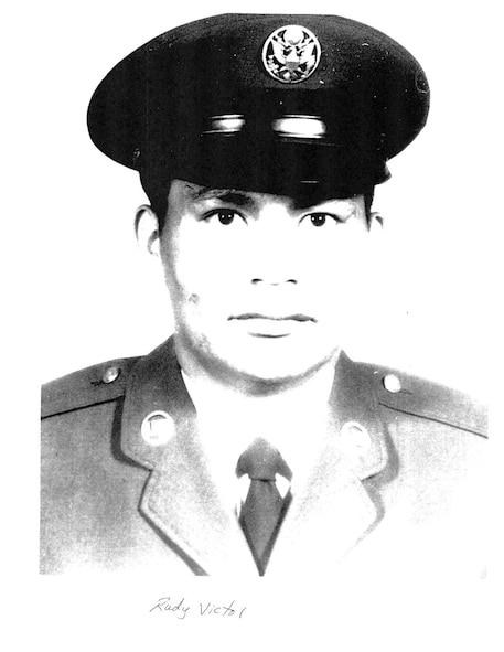 On June 8, 2017, investigators received a dental match on the unknown skull found in Montana in 1982, Airman First Class Rudy Victor Redd had been found. On June 14, 2017, the coroner produced a death certificate concluding Victor's cause and manner of death were undetermined, but ruled Victor died on or about June 15, 1974. (U.S. Air Force photo)