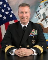 File photo of Rear Adm. Brian Fort.