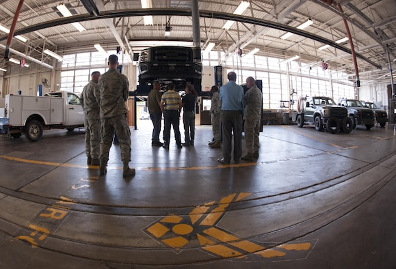 Arrow Ford Abilene >> Dyess, Abilene collaborate for vehicle modification > Dyess Air Force Base > Article Display