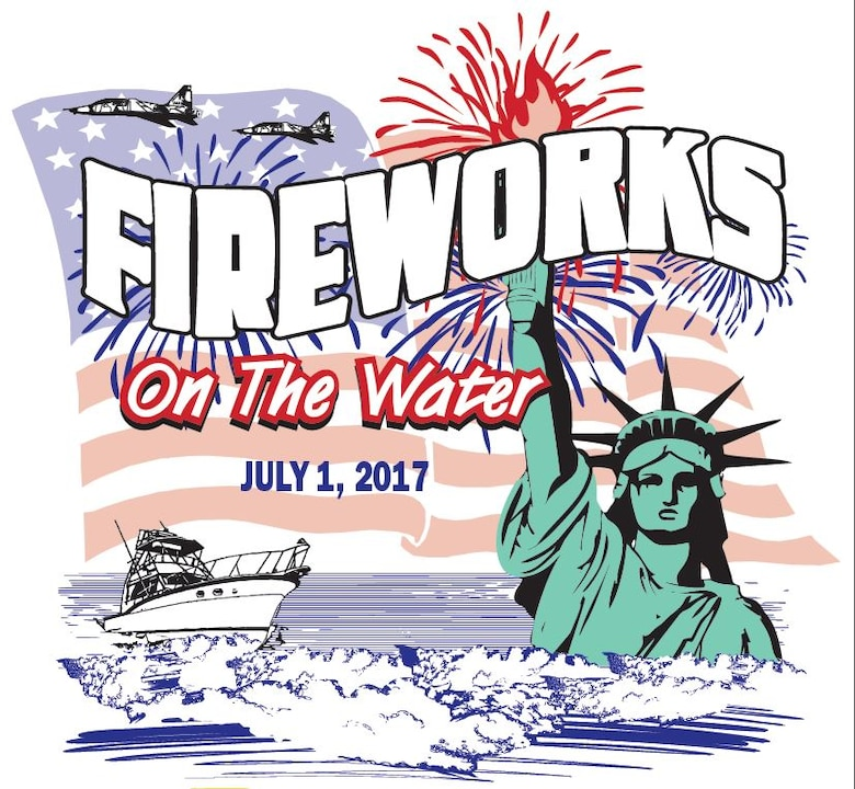 On Saturday, July 1, fireworks will fly over the Stennis Lock and Dam in a patriotic salute to our nation's history. The event, entitled 'Fireworks on the Water 2017,' is a free, open-to-the-public initiative between the community and Columbus Air Force Base celebrating Independence Day.