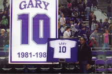 Sweeney's Number 10 is retired.