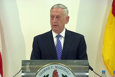 Defense Secretary to Visit Middle East and Europe