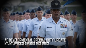 AETC Announces Changes to Developmental Special Duty Assignments