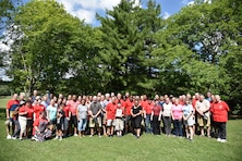 LRD Employees at the 2017 Engineer Day Picnic in Cincinnati, Ohio.