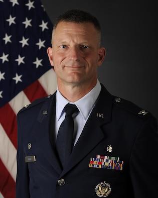 Colonel William J. Fecke