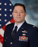 Colonel David S. Chace official photo.