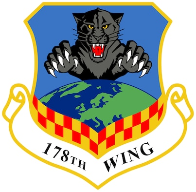 178th Wing patch