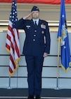 Col. Scott J. Nahrgang, 548th Intelligence, Surveillance and Reconnaissance Group commander, receives his first salute as the new commander of the 548th ISRG at Beale Air Force Base, Calif., June 26, 2017. The 548th ISRG's subordinate units include the 9th, 13th, and 48th Intelligence Squadrons and the 548th Operations Support Squadron. (U.S. Air Force photo by Airman 1st Class Andrew Moore/Released)