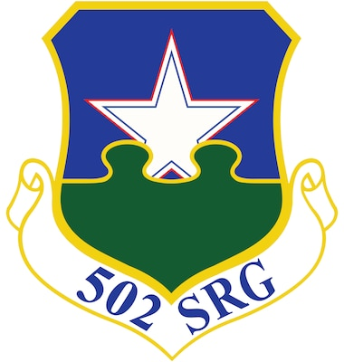 502nd Security and Readiness Group.