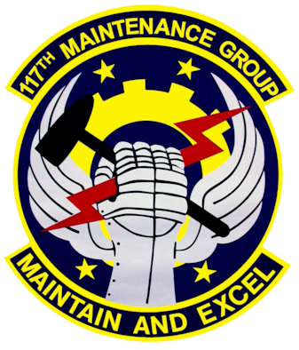 117 Maintenance Group patch
