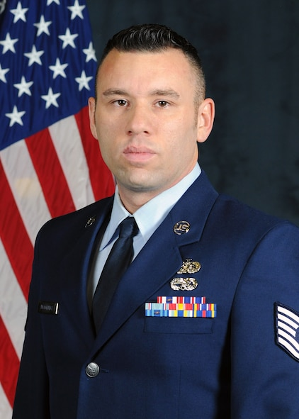Tech. Sgt. John McCormick, CONR-1AF NCO of the Year
