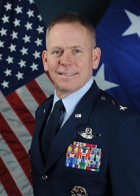 Maj Gen John McMullen