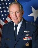 Maj Gen Keith Meurlin official photo
