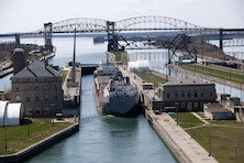 Soo Locks Navigation