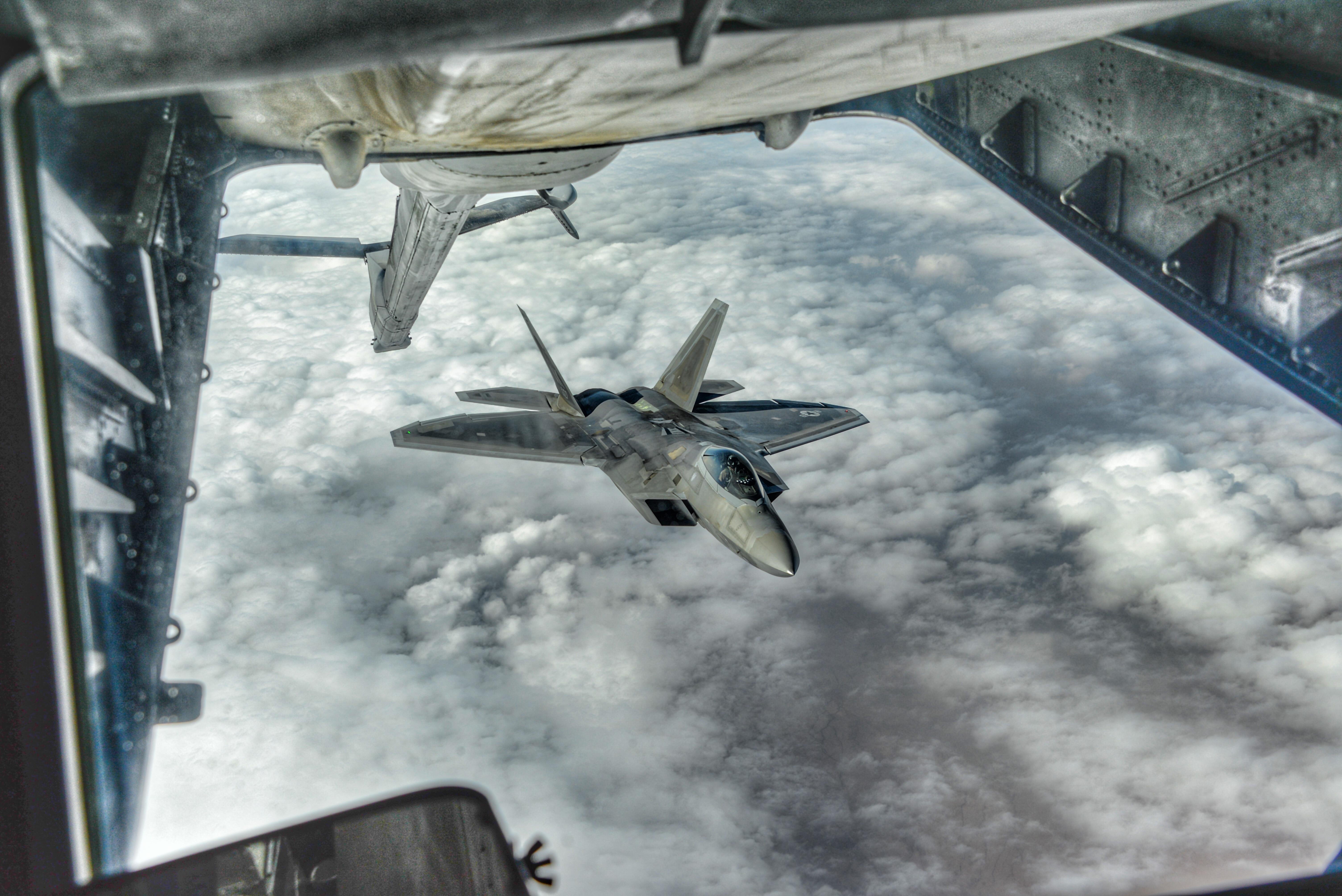 The Making of an F22 Raptor Pilot Aviation Digest