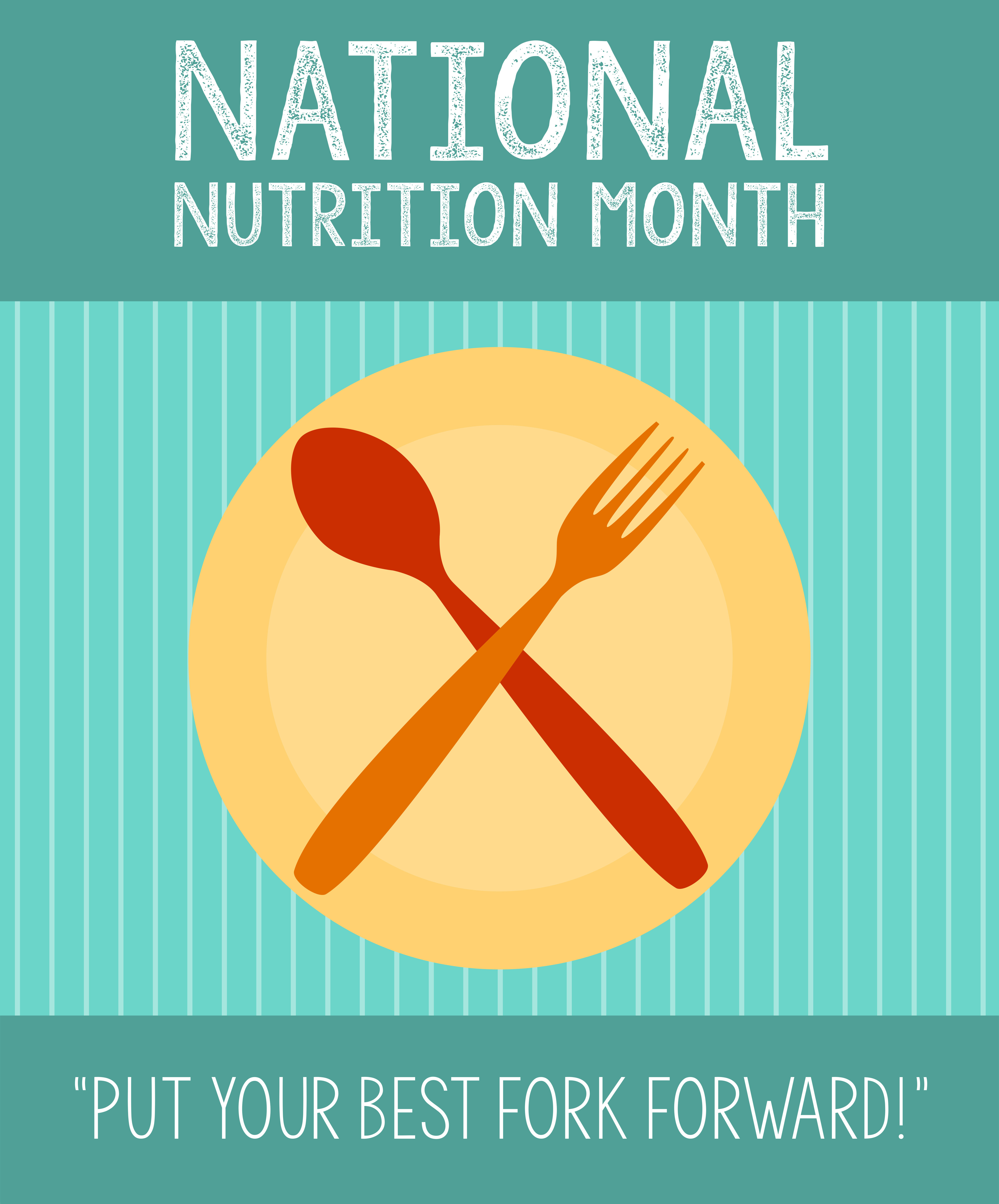 PHOTO DETAILS DOWNLOAD HI RES 1 Of National Nutrition Month