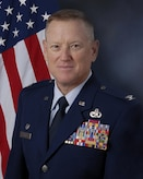 Air Force Official Photo for biography