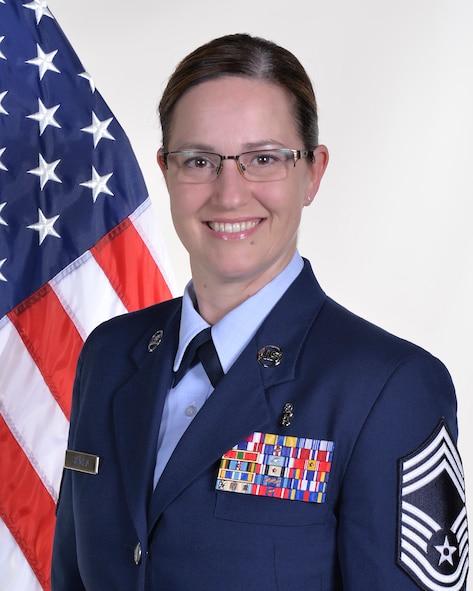 Chief Master Sgt. Paula C. Shawhan