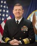 Vice Admiral Luke McCollum