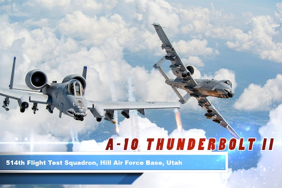 The A-10 Thunderbolt II has excellent maneuverability at low air speeds and altitude, and is a highly accurate and survivable weapons-delivery platform. The aircraft can loiter near battle areas for extended periods of time and operate in low ceiling and visibility conditions. The wide combat radius and short takeoff and landing capability permit operations in and out of locations near front lines. Using night vision goggles, A-10 pilots can conduct their missions during darkness.