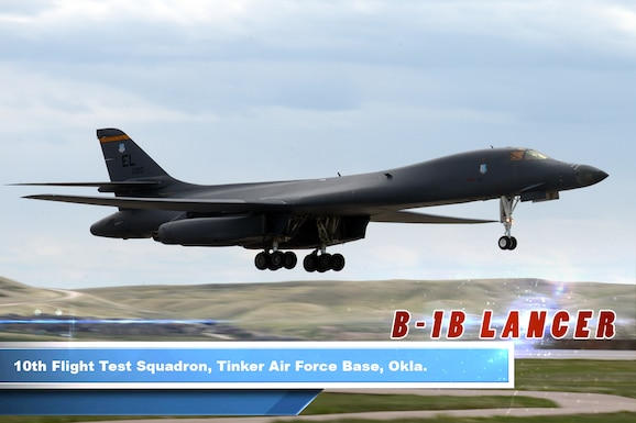 Carrying the largest conventional payload of both guided and unguided weapons in the Air Force inventory, the multi-mission B-1 is the backbone of America's long-range bomber force. It can rapidly deliver massive quantities of precision and non-precision weapons against any adversary, anywhere in the world, at any time.