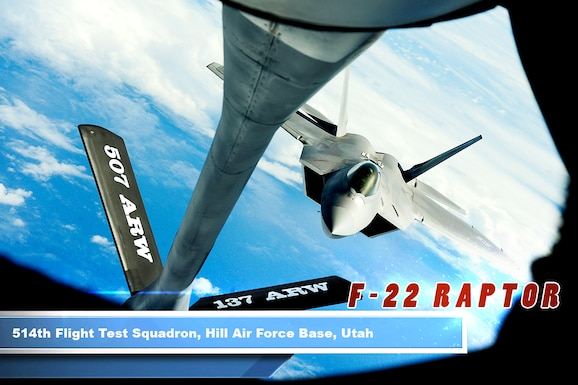 The F-22 Raptor's combination of stealth, supercruise, maneuverability, and integrated avionics, coupled with improved supportability, represents an exponential leap in warfighting capabilities. The Raptor performs both air-to-air and air-to-ground missions allowing full realization of operational concepts vital to the 21st century Air Force.