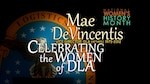 Former DLA Vice Director Mae DeVincentis speaks about her career, which began in Philadelphia, in a video made in honor of Women's History Month. DeVincentis was inducted into Troop Support's Hall of Fame in 2003.