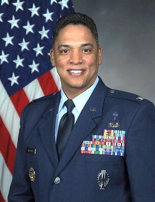 HQ AFMC Command Chaplain