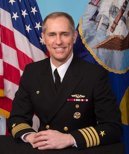 Portrait of Captain Michael R. Coughlin
