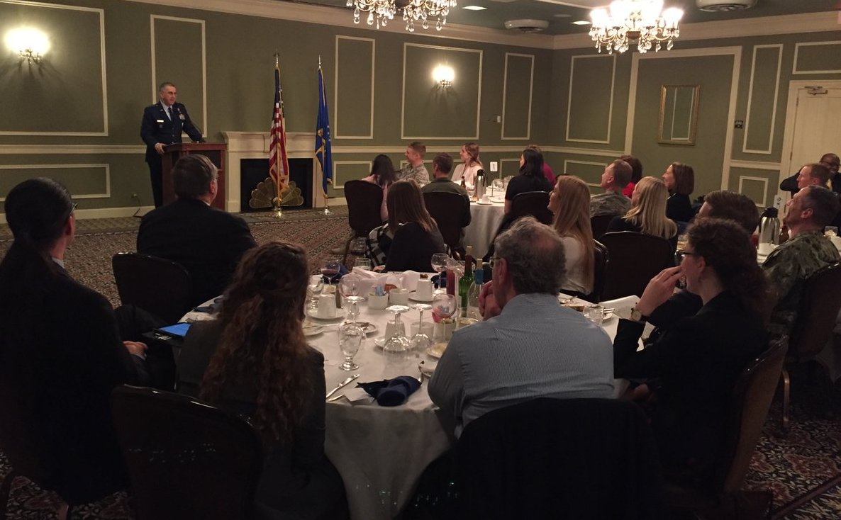 USSTRATCOM commander hosts Project on Nuclear Issues