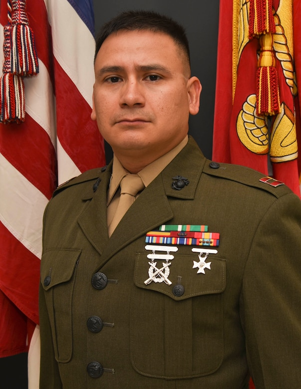 Captain Marvin R. DiazEscobar, MATSS-1