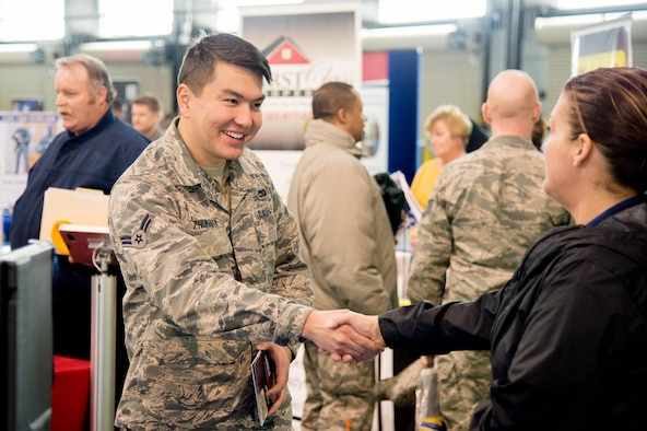 dafb s first military transition summit deemed a success