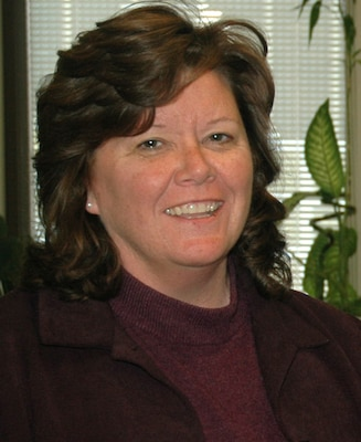 Chief of Engineering and Technical Services Division, Marie Strum