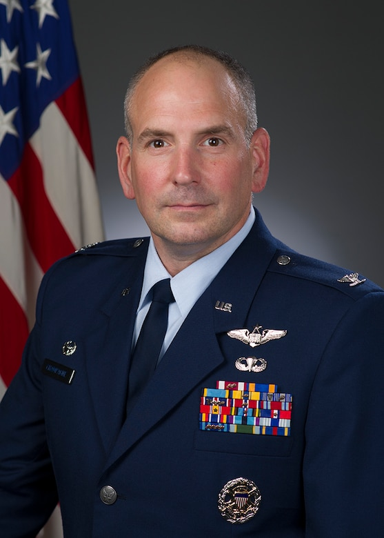 Commentary by Col. Rhett Champagne, 821st Contingency Response Group