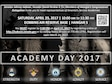 Georgia Congressional Service Academy Day 2017 is scheduled for Saturday, April 29, at Dobbins' Hangar 5. Come out and experience what military academies have to offer. Registration for this event opened March 21. Sen. Johnny Isakson, Sen. David Purdue and members of Georgia's Congressional Delegation invite you to meet representatives of America's service academies. You must register by 5 p.m. on April 17 at http://isakson.senate.gov or by calling Nancy Brooks at (770)661-0741.