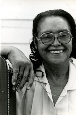 Etta Baker pioneered a style of blues guitar playing that was influential to blues, bluegrass, rock n' roll and other musicians.