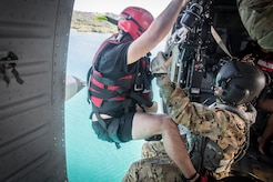 Joint Task Force-Bravo's 1st Battalion, 228th Aviation Regiment spent the last year developing a robust overwater search-and-rescue, or SAR, program that brings a crucial, life-saving capability to JTF-Bravo.