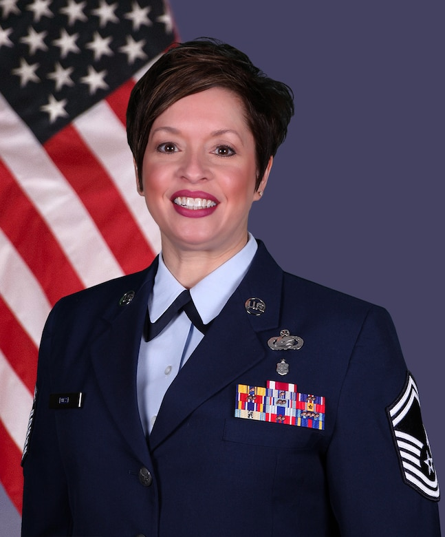 Senior Master Sgt. Deana Rossi, the section chief of Headquarters Individual Reservist Readiness and Integration Organization's Force Management team, was named Air Force Reserve Command's Force Support Senior Non-Commissioned Officer of the Year for 2016.