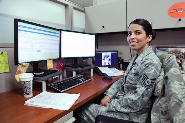 Tech. Sgt. Chrisanna Walton, the non-commissioned officer in charge of Headquarter Individual Reservist Readiness and Integration Organization's Force Management team, was named the Air Force Reserve Command Force Support NCO of the Year for 2016.