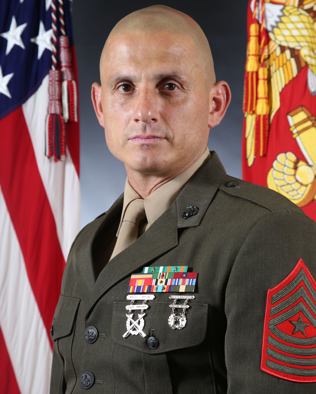 Sergeant Major Josue Ayala > Marine Aircraft Group 29