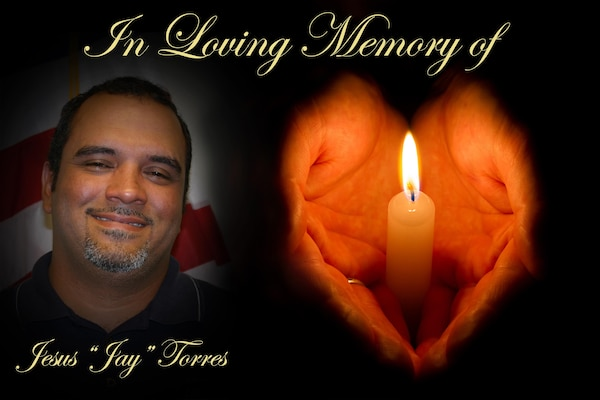 The Charleston District suddenly lost Jay Torres, a dedicated member of the team.