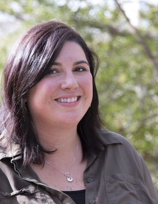 Michelle Zulauf is the new archaeologist in our Regulatory Division.