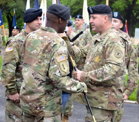 5th Recruiting Brigade welcomes new command sergeant major > Joint
